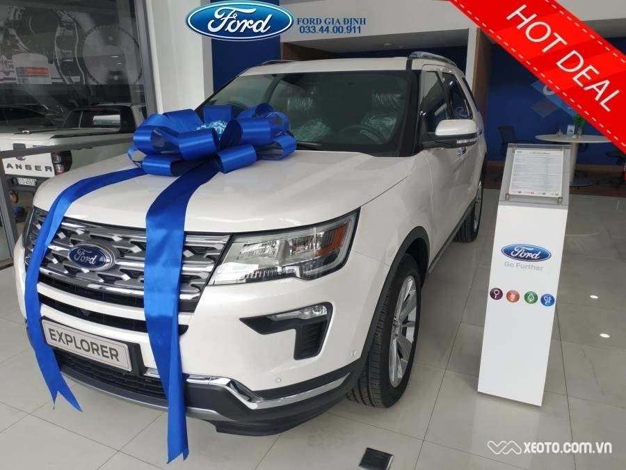 Ford Explorer Limited 8.0L 2018 AT - ID: 1466