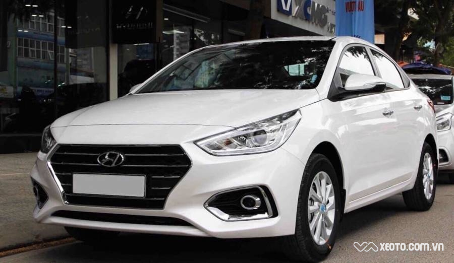 Hyundai Accent ACCENT 1.4 AT 2020 - ID: 1723