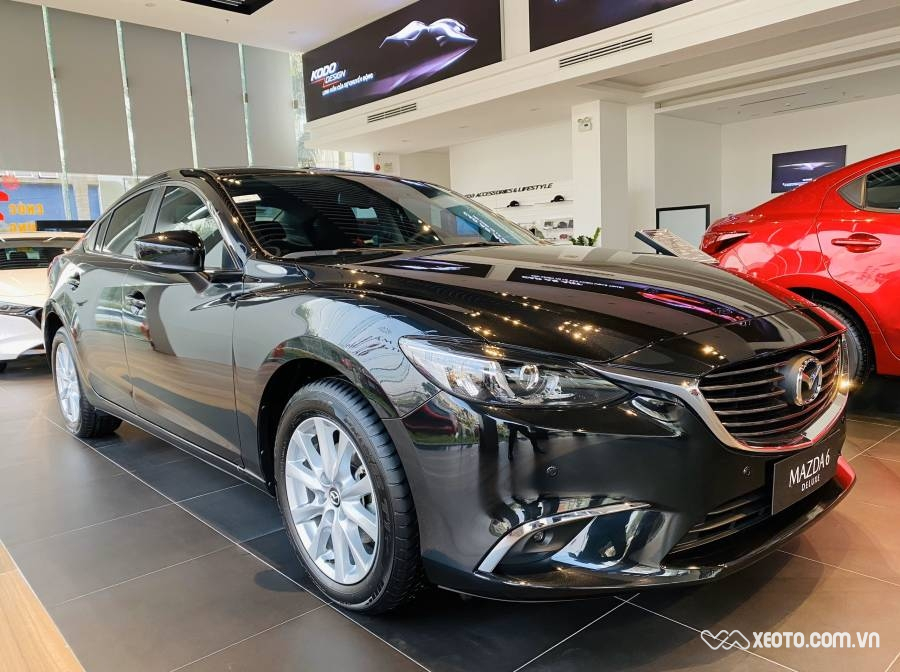 Mazda 6 DELUXE 2019 AT - ID: 1772