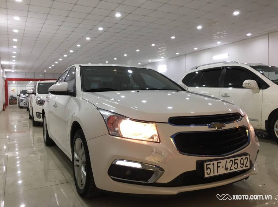 Chevrolet Cruze 1.8 2016 AT