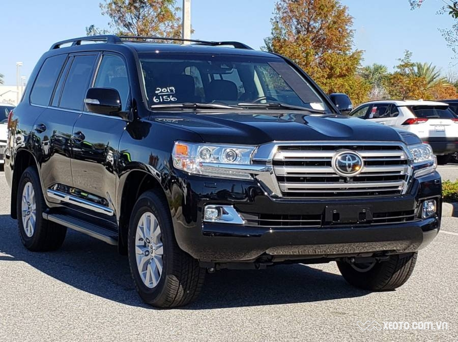 Toyota Land Cruiser Land Cruiser 3.5L 2019 AT