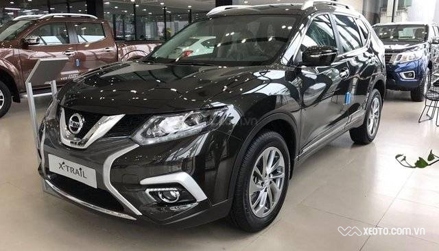 Nissan X-Trail Xtrail SV 2.5L 2020 AT