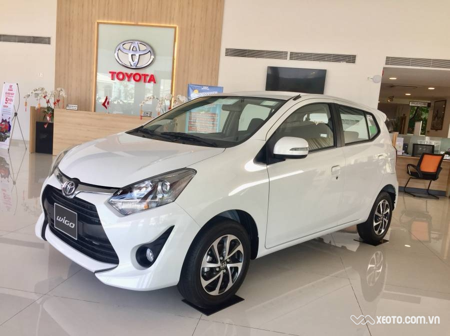 Toyota Wigo New 1.2L 2020 AT
