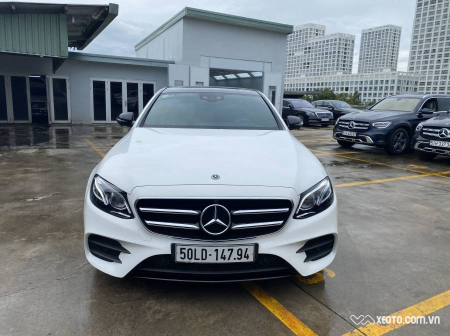 Mercedes-Benz E300 2020 2.0L 2019 AT
