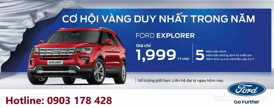 Ford Explorer Limited 2.3L 2020 AT