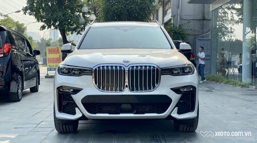 BMW X7 MSport 2020 AT