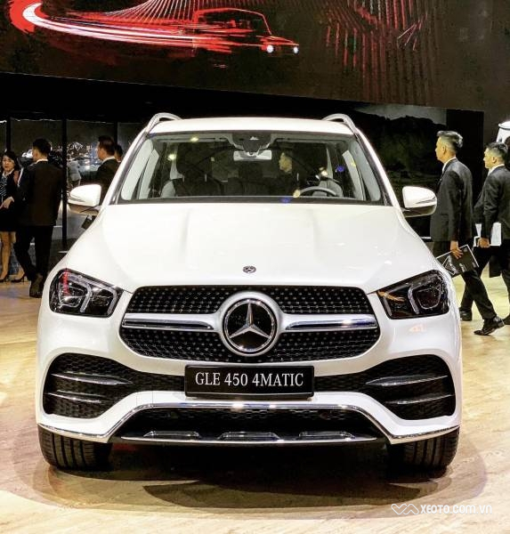 Mercedes-Benz GLE 450 mercedes gle 450 2020 AT