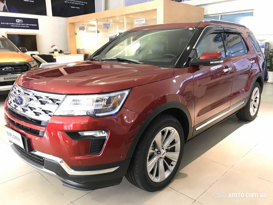 Ford Explorer 2.3L Limited 2020 AT