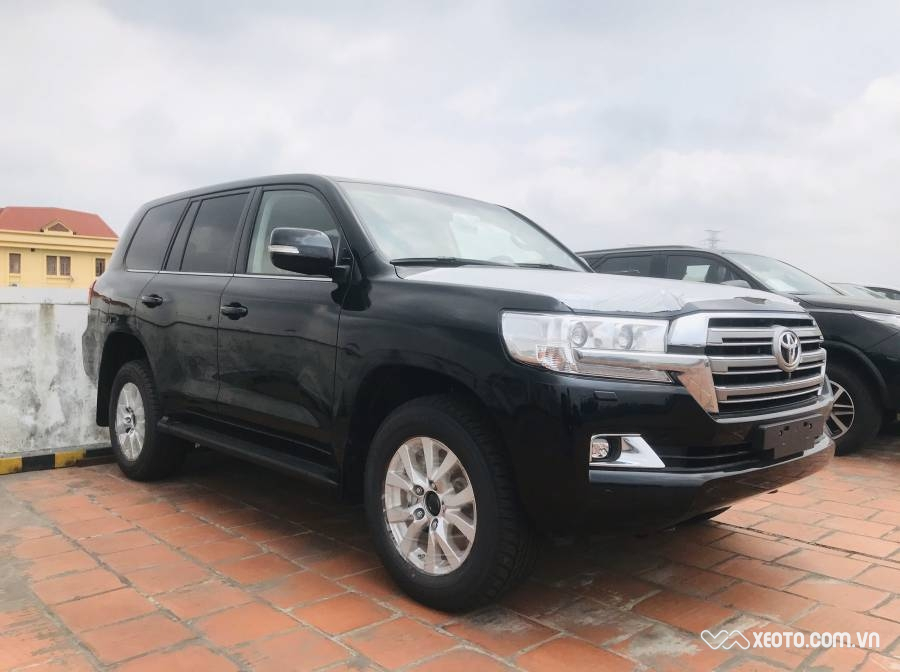 Toyota Land Cruiser 4.6L V8 2020 AT