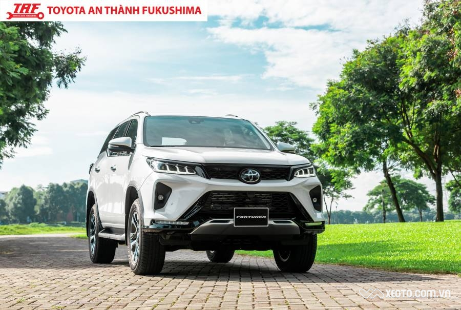 Toyota Fortuner LEGENDER 2.4L 2021 AT