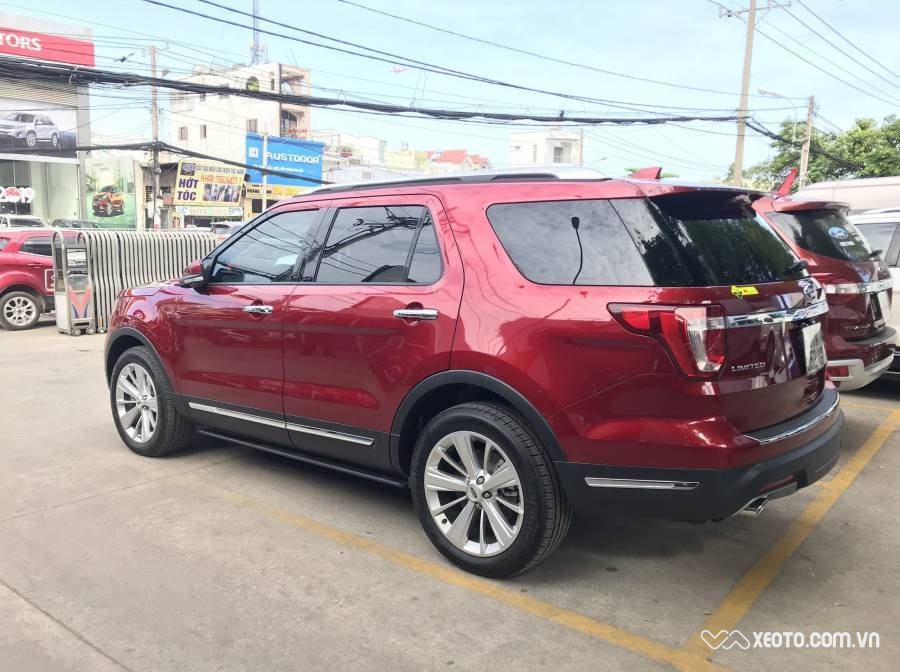 Ford Explorer Limited 2020 AT