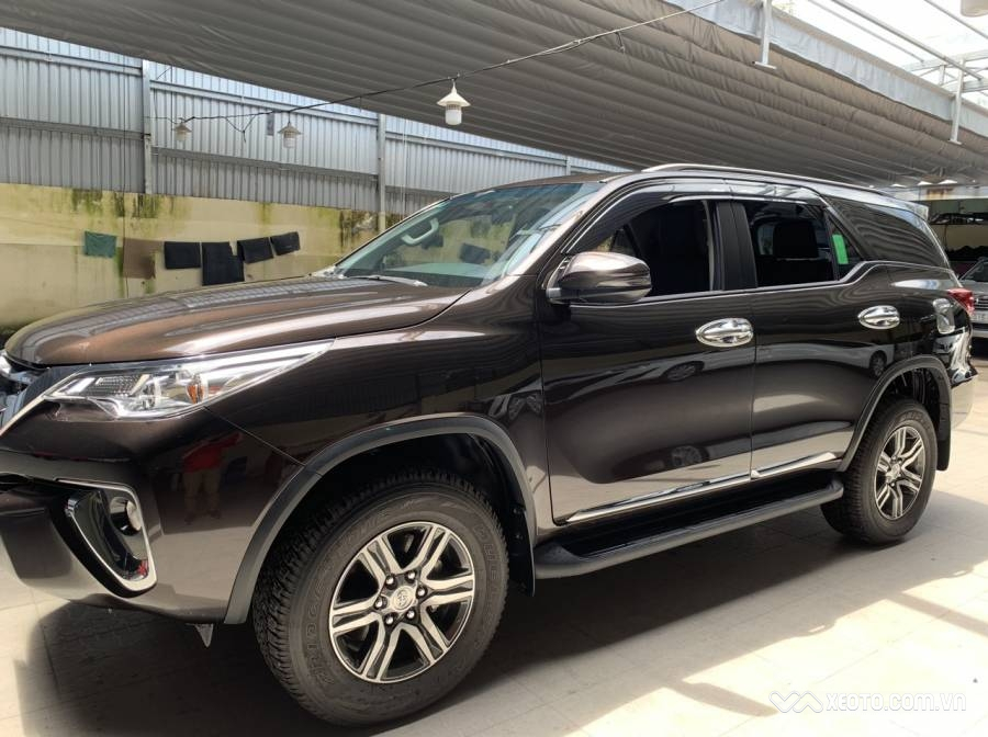 Toyota Fortuner 2.7V 2019 AT