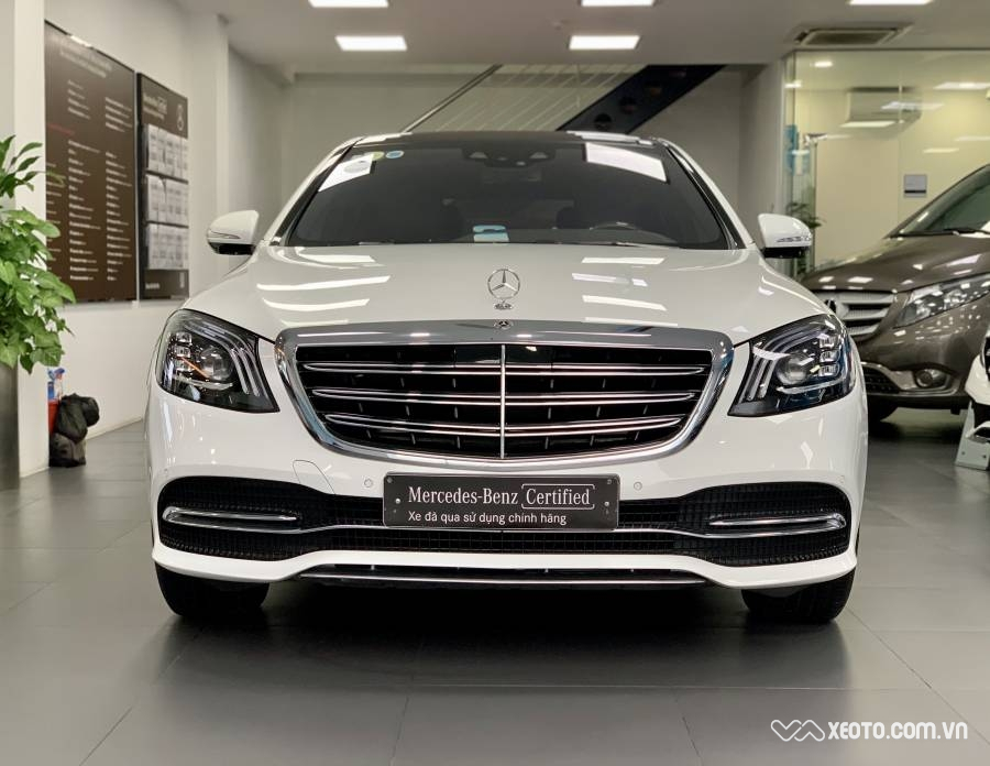 Mercedes-Benz S450 S450 3.0L 2018 AT