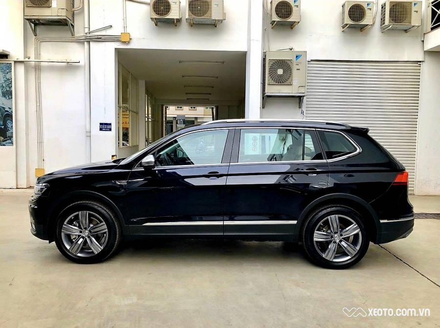 Volkswagen Tiguan LUXURY S 2.0L 2020 AT