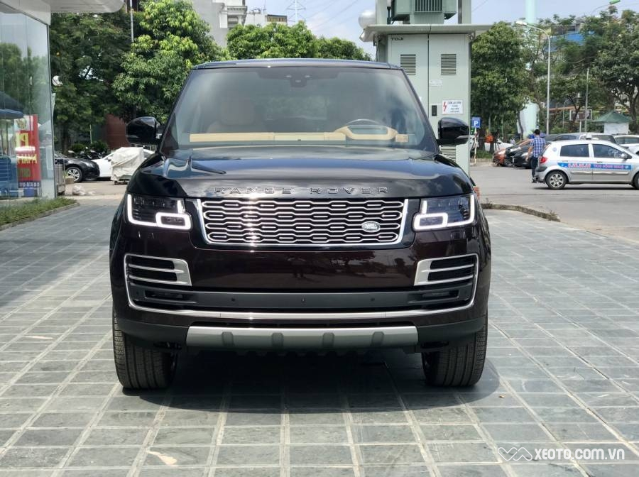Land Rover Range Rover SV 3.0 2020 AT