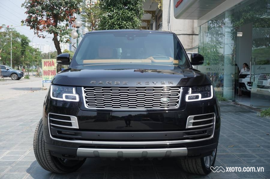 Land Rover Range Rover SV Autobiography 3.0 2020 AT