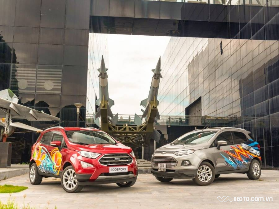 Ford EcoSport new 2020 AT