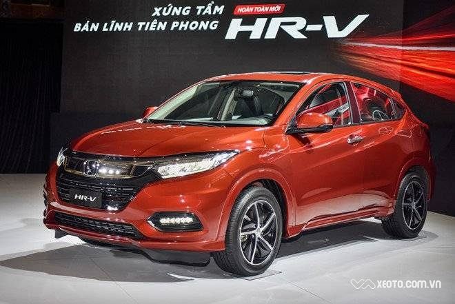 Honda HR-V L 1.8L 2020 AT