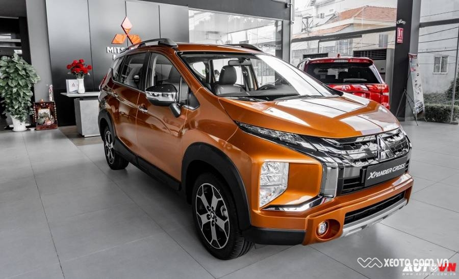 Mitsubishi Xpander CROSS 2020 1.5L AT