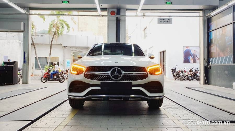 Mercedes-Benz GLC 300 GLC 300 2.0L 2020 AT