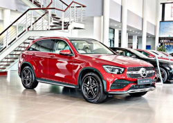 Mercedes-Benz GLC 300 GLC 300 4MATIC 2.0L 2020
