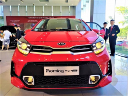 Kia Morning GT Line 1.2L 2020 AT