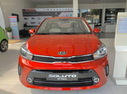 Kia Soluto MT Deluxe 1.4L 2020 AT