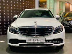 Mercedes-Benz C200 C200 Exclusive 2.0L 2020 AT