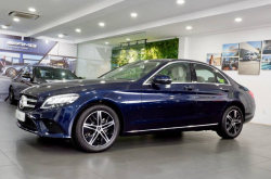 Mercedes-Benz C180 Avantgarde 1.5L 2020 AT