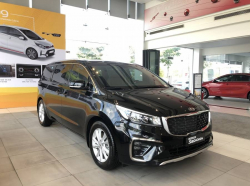 Kia Sedona Luxury 2.2L 2020 AT