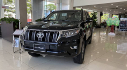 Toyota Fortuner Prado 2.7L 2020 AT