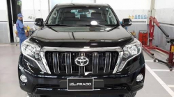 Toyota Land Cruiser Prado VX 2.7L 2020 AT