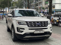 Ford Explorer Limited 3.0L 2016 AT