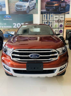 Ford Everest Titanium 4x2 2.0L 2020 AT