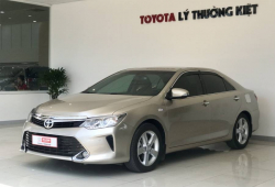 Toyota Camry Camry 2.5 Q 2017 AT