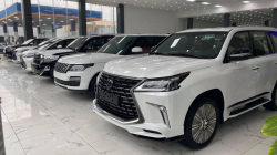 Lexus LX 570 Super Sport S 5.7L 2021 AT