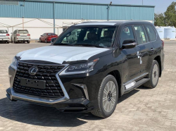 Lexus LX570 MBS Super Sport 5.7L 2021 AT