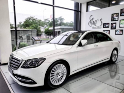Mercedes-Benz S450 2020 3.0L AT