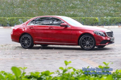 Mercedes-Benz C200 Exclusive 1.5L 2021 AT