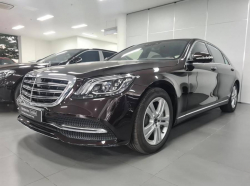 Mercedes-Benz S450 S450L 3.0L 2019 AT