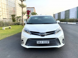 Toyota Sienna Limited 3.4L 2019 AT