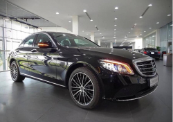 Mercedes-Benz C200 C200 Exclusite 1.5L 2021 AT