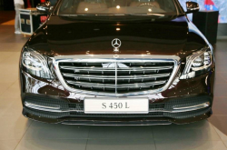 Mercedes-Benz S450 L 3.0L 2021 AT