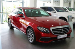 Mercedes-Benz E200 Exclusive 2.0L 2021 AT