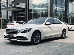 Mercedes-Benz S450 s 450 LUXURY 3.0L 2020 AT