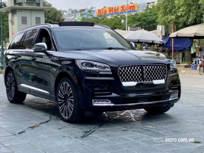 Lincoln Aviator Black Label 3.0L 2020 AT