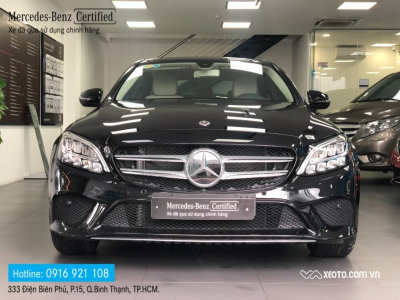Mercedes-Benz C180 2020 1.5L AT