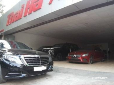 Mercedes-Benz S500 4.7 4.7L 2017 AT