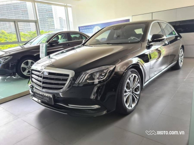 Mercedes-Benz S450 S450 LUXURY 3.0L 2019 AT