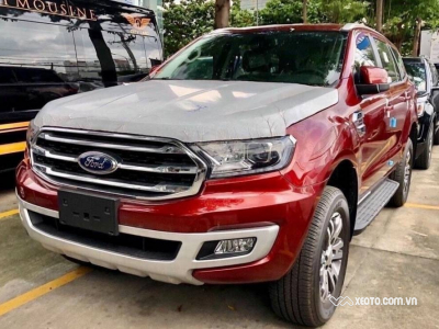 Ford Everest Trend 2.0L 2020 AT
